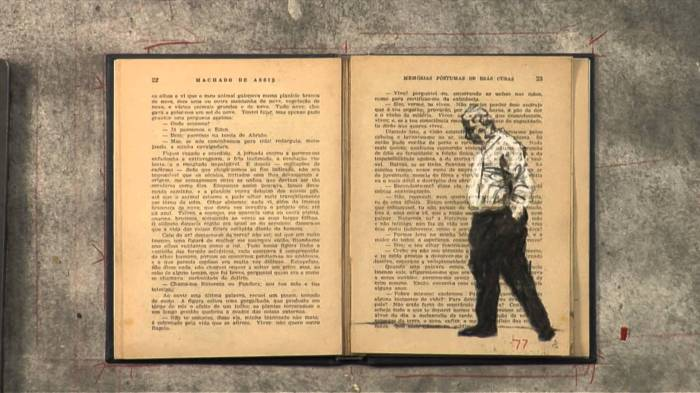 William Kentridge Fortuna Flipbook