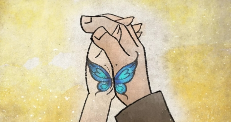 the_blue_butterfly